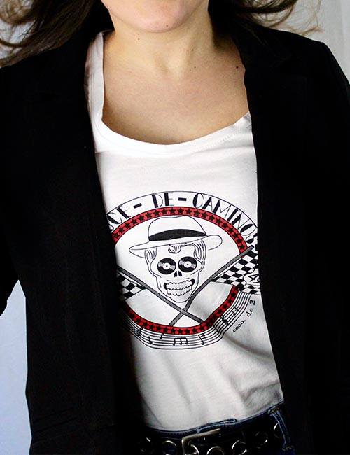 "Camiseta tirantes ""Cruce de Caminos"""