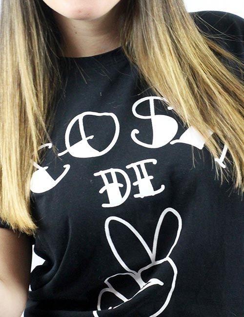 """Camiseta unisex """"Cosa de 2"""""""