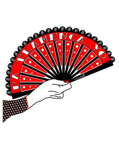Diseño Pa flamenca yo