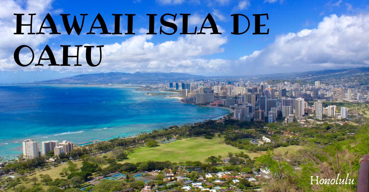 Hawaii Isla de Oahu
