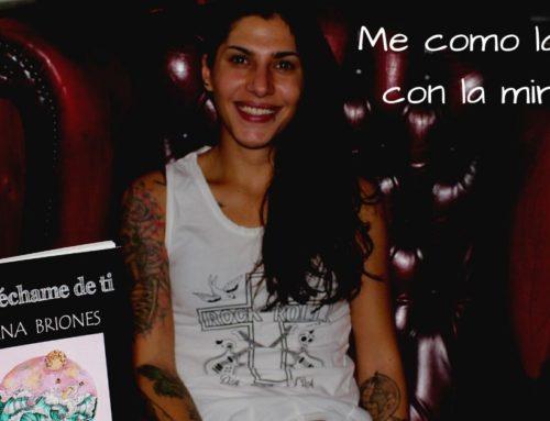 Ella es Elena Briones alias Volantazos