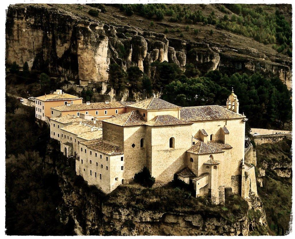 El Convento de San Pablo, ahora parador